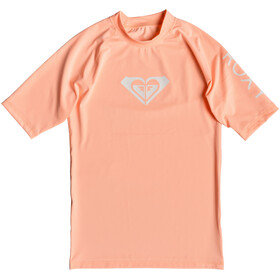 Roxy Whole Hearted Kortærmet T-shirt Damer orange